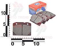 Колодки тормозные передние ВАЗ 2101-2107 (комплект). AS21010-3501090