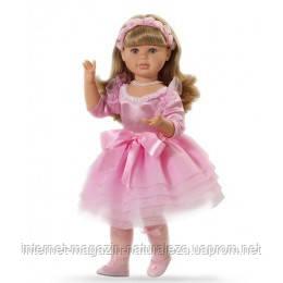 Кукла Балерина шарнирная 60 см Paola Reina , фото 2