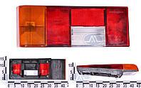 Корпус фонаря задний с рассеивателем ВАЗ 2108 левого. К21081.3716
