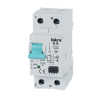 Диф автоматический выключатель RFI2 1P+N С10A 30mA