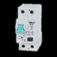 Диф автоматический выключатель RFI2 1P+N С25A 30mA
