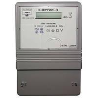 Трехфазный электросчетчик прямого включения CTK3-10A1H9P.Bt «Энергия-9» 100 А 3?220/380 В (Телекарт Прибор )