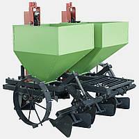 Картофелесаджатель двухрядный «ДТЗ» КС-2М