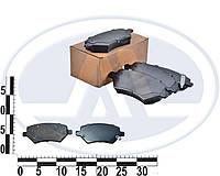 Колодки тормозные передние CHERY AMULET. A11-6GN3501080