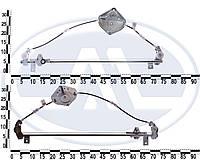 Стеклоподъемник Газель, Соболь, Баргузин, Валдай левый механический. 3302-6104011 (ДИМИТРОВГРАД)