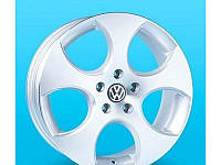 Replica Volkswagen (A-R163) (R17 W7 PCD5/100 ET40 DIA57.1)