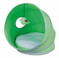 """Домик """"Neva"""" Trixie с игрушкой, 38*40см (зеленый с белым)"""