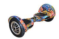 "Гироскутер / Гироборд Smart Balance Elite Lux 10"" Новый Хип Хоп +Сумка (Распродажа 2017 Года)"