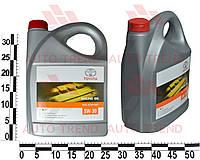 Масло TOYOTA Motor Oil 5W30, 5л , Бельгия пластик. 08880-80845
