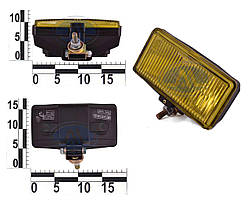 Фара противотуманная ВАЗ 21083, 2109, 21099 оранжевый(21083-3743010-01). 14.3743010(Б/Н3) (ОСВАР)