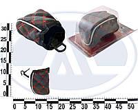 Подставка держатель (карман) на торпеду унивесальный текстиль. FG45