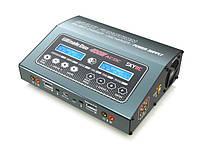 Зарядное устройство дуо SkyRC D400 20A/400W с/БП универсальное (SK-100123)