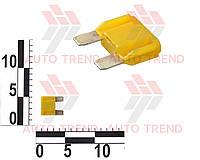 Предохранитель 20A DAEWOO/CHEVROLET LACETTI/AVEO/AVEO II/NUBIRA/TACUMA/EVANDA/EPICA паэлителеновая упаковка