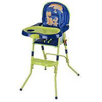 Детский стульчик для кормления Bambi Green (HC100A)