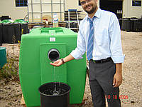 Сепаратор для нефтепродуктов от 3 литров в минуту