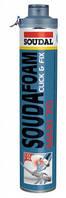 Профессиональная летняяяя монтажная пена  SOUDAL MAXI 70 Click, 870мл