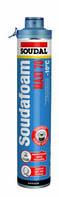 Профессиональная зимняя монтажная пена  SOUDAL MAXI 70 Click, 870мл
