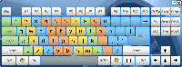 Comfort On-Screen Keyboard Pro 9 (Comfort Software Group)