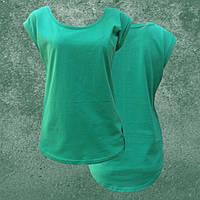 Туника женская зеленая