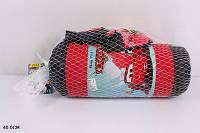 Боксерская груша Y088-25 с перчатками Тачки сетка 40см ш.к./24/(Y088-25)