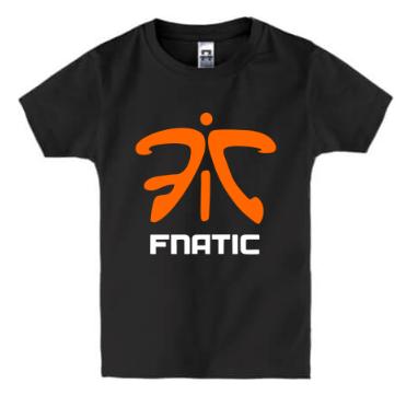 Детская футболка FNATIC, фото 2