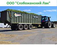 🇺🇦 Тракторный сдвижной полуприцеп ТЗП-49 Атлант