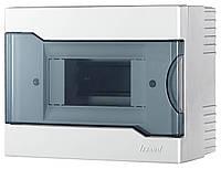 Бокс (Щит) наружный 6 модуля Lezard ЩРНП-6