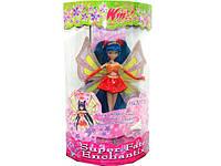 """Кукла """"Winx Musa"""", крылья, блестки, в кор. /36-2/(9978A)"""