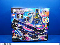 Оптические приборы (микроскоп увелич. 1200 Х + телескоп увелич. 40 Х), в кор. 44х39х8 /18/(CQ-031)