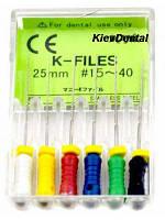 K-Files / K-ФАЙЛ 25 мм # 15-40