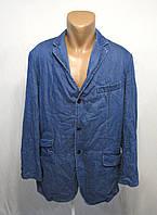 Куртка джинсовая, пиджак  Blue Heritage, 54, Отл. Сост!