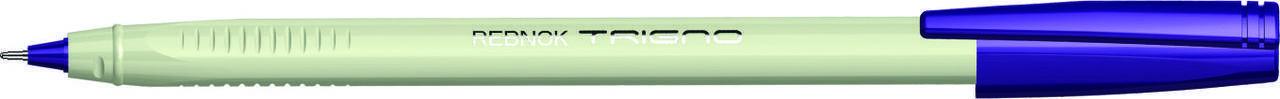 Кулькова ручка TRINGO PEARL 0.7мм; синя, фото 2