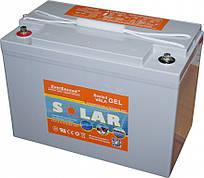 Гелевый аккумулятор серии SOLAR GEL RANGE ES55-12G