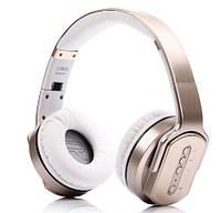 Наушники Bluetooth MH2 с динамиком беспроводные стильные оголовные