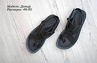 Стильная мужская кожаная обувь., фото 1