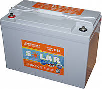 Гелевый аккумулятор серии SOLAR GEL RANGE ES80-12 G