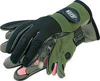 Перчатки рыболовные неопреновые JAXON AJ-RE102