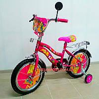 Детский велосипед Mustang Winx 16 дюймов