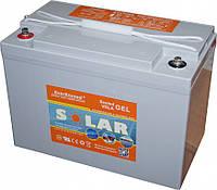 Гелевый аккумулятор серии SOLAR GEL RANGE ES120-12G