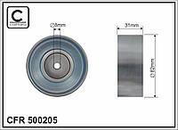 Ролик натяжной ремня приводного OPEL ANTARA, CHEVROLET CAPTIVA 2.4 55387 //12605175/1340584