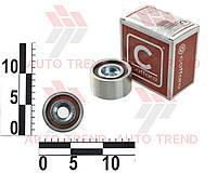 Ролик обводной ремня ГРМ HYUNDAI ACCENT 1,5D/I30 1,5D/SANTA FE 2,0 58409 //24810-27250/24810-27000 (CAFFARO)