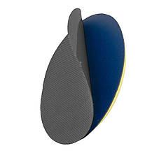 """Подложка для оправки - Flexipads Velcro Convertors No Hole PSA/Grip 150 мм. 6"""" черная (32800)"""