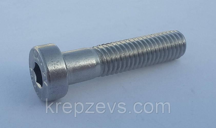 Винт М20 DIN 7984 с цилиндрической головкой