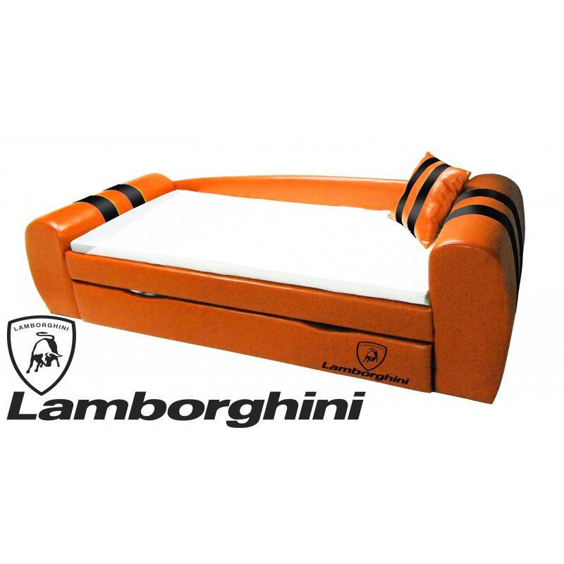 детская кровать тахта Grand Lamborghini купить в киеве украина по