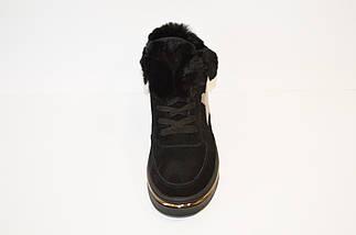 Ботинки женские осенние c мехом кролика Sopra 76-1, фото 2