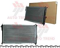 Радиатор DAEWOO LANOS двигателя 1,5; 1,6, с конд. индивидуальная упаковка. 96182261