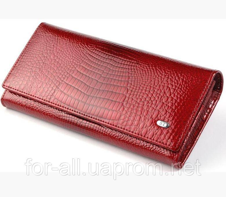 206d9ab00a7e Кошелек женский кожаный ST AE150 RED: продажа, цена в Харькове ...