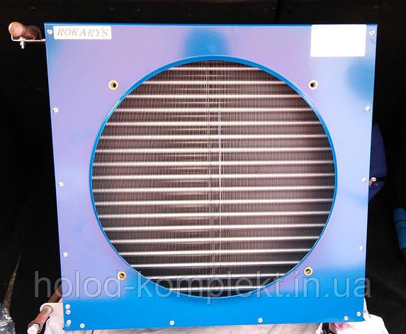 Конденсатор воздушного охлаждения Rokarys FN-22, фото 2