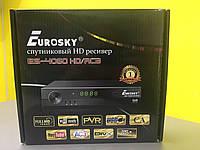 Спутниковый Full HD ресивер EUROSKY ES-4060 HD AC3 карточный