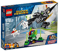 LEGO Super Heroes Команда Супермена та Крипто 76096